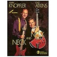 Mark Knopfler/Chet Atkins - Neck and Neck (Guitar Recorded Version)