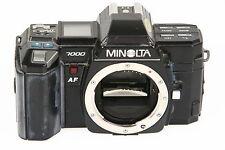 Minolta 7000 AF, analoges SLR Gehäuse mit Minolta AF Bajonett #19172674