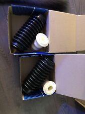 2x Front Strut bellows Sachs  Mdx 2007-2013 Rdx 2007-2012 Zdx 2010-2013