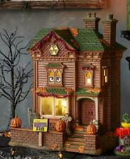 Dept 56 2018 Monster Mash Party House #6000659 Nrfb Snow Village Halloween *
