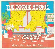 THE COOKIE BOOKIE VINTAGE COOKBOOK REVIEW COPY 1ST QUILL EDITION RARE FINE TEALE