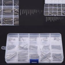 150pcs/set 15 Kinds Stainless Steel Split Cotter Pins Assortment Kit With Box