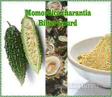 100g DRY MOMORDICA CHARANTIA BITTER GOURD HERBAL TEA POWDER  REGISTER SHIPPING