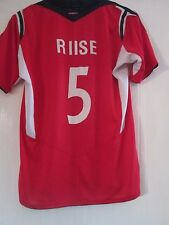 Norway 2004-2006 Riise Home Home Football Shirt Size Small /41774