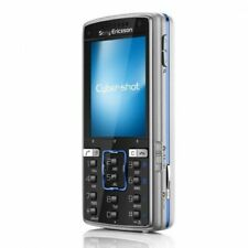 Sony Ericsson K850i Cyber shot Cell Phone - Black with Blue Trim