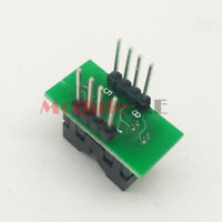 MSOP8 To DIP8 MCU Test IC Socket Programmer Adapter Socket