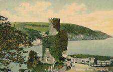 PC63139 Battery Point. Dartmouth. Mirror. 1908