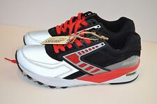 MSRP 125 Brand New Brooks City Regent Shoes Red Black Size 9 Suede Running