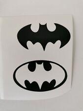 2x Batman Aufkleber logo wunschfarbe Größe Oracal sticker tuning Auto Aufkleber