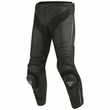 Dainese Misano Perforated Leather Pants Black/Anthracite