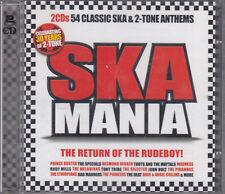 Ska Mania 54 track  2 CD Version Specials, Madness, Prince Buster etc FASTPOST