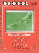 SPIEGEL 11/1996 Das Internet