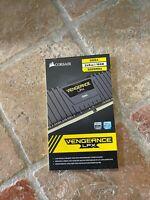 CORSAIR Vengeance LPX 16GB (2 x 8GB) DDR4 CMK16GX4M2B3200C16  Desktop Memory NEW