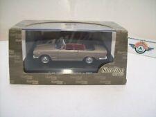 Fiat 2300 S Cabriolet, 1962, champagne-metallic, Starline 1:43, OVP
