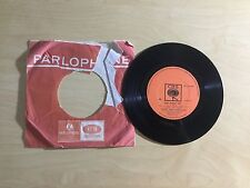 """Vinyl 7"""" Single - And When I Die/Sometimes in Winter by Blood Sweat and Tears"""