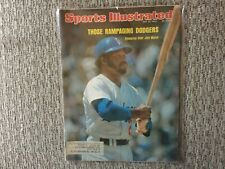 Sports Illustrated May 27, 1974 JIMMY WYNN - Those Rampaging Los Angeles Dodgers