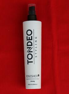 Tondeo Finisher 1 - 200ml ohne Treibgas, war vorher Discostar Spray Styler