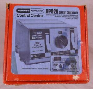 Hornby RP920 Control Centre Power Unit Circuit Controller 12 Volts Model Trains