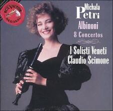 Michala Petri : Albinoni: 8 Concertos CD