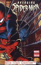AVENGING SPIDER-MAN (2011 Series) #1 QUESADA Very Fine Comics Book