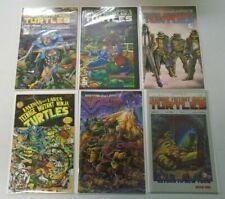 Teenage Mutant Ninja Turtles lot 17 different from #8-33 avg 7.0 (1986-90)