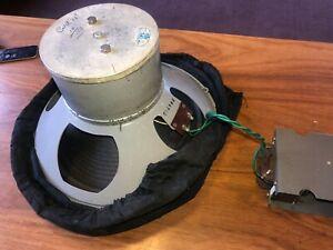 """Vitavox 12"""" Alnico Original perfect cone Large Magnet Speaker"""