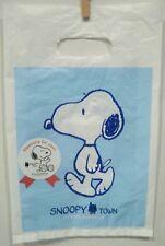 Peanuts Snoopy Town Plastic Bag Japan