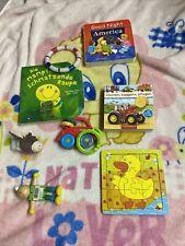 Babyspielzeug Bilderbuch Rassel Frosch Fisher Price