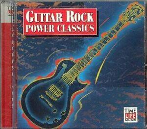 Guitar Rock: Power Classics (CD) STEPPENWOLF - Free Shipping