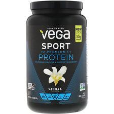 Vega Sport Performance Protein Vanilla Flavor 29 2 oz 828 g Dairy-Free,
