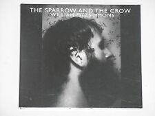 WILLIAM FITZSIMMONS -The Sparrow And The Crow- CD
