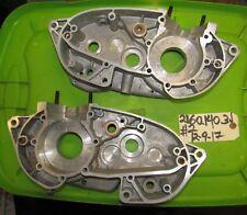 Montesa Cota Trials 21M NOS Left & Right Engine Cases p/n 2160.140.3J  # 2