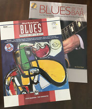 Blues by the Bar with CD and Blues Improvising with Today's Top Artists with CD