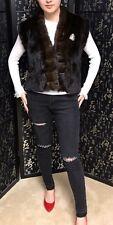 Super Cute Mink Fur Vest. Excellent Condition. Size XS