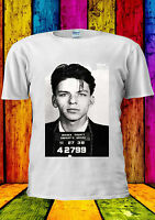 Frank Sinatra MUG SHOT Fashion Swag T-shirt Vest Tank Top Men Women Unisex 2114