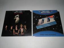 Bodine (2 LP Lot) Bold As Brass / Three Times Running > Dutch Metal > Promos