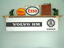 VOLVO BM  Tractor shed workshop pvc banner sign, 505 2105 T500 430 650 470