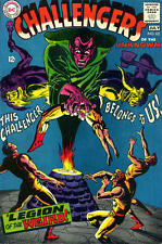 Challengers Of The Unknown #62 F, Adventure, Dc Comics 1968