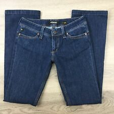 Serfontaine Womens Bootcut Denim Jeans Size 29 Made in USA Fit W30 L34 (MM12)