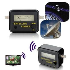 Digital Satfinder Satellite Finder Signal Strength Meter DirecTV Dish Network