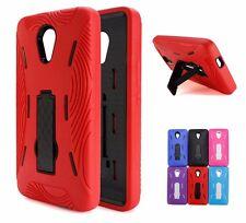 BLU Grand 5.5 HD Case G030U / BLU Advance 5.5 HD Case A070U + Tempered Glass