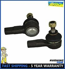 2 Front Outer Tie Rod Link for Daewoo Leganza & Nubira
