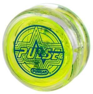 Duncan Pulse Light-Up Yo-Yo Intermediate - Yellow