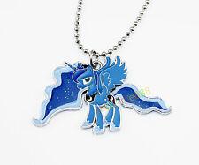 Princess Luna Moon My Little Pony Friendship Is Magic Necklace Pendant