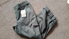 Columbia Women's size 14 olive green hiking camping roll up pants nwt
