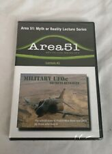 Area 51: Myth or Reality Lecture #5 National Atomic Testing Museum UFO Secrets