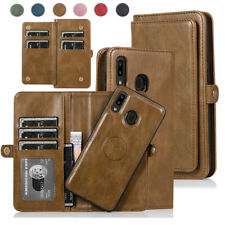 Removable Flip Wallet Case 2in1 Card Cover for Samsung A10 A20 A30s A40 A50s A70