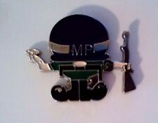 MP Military Police Hat Pin