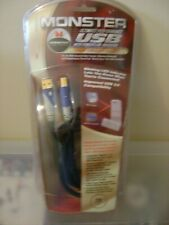 Monster Ultimate Performance 7ft USB AV Cable with Powerflow Indicator 119067-00