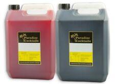 2 X 5L Paradise Slushie Slurpee Daiquiri Granita Syrup Mix Slush Machine Syrups